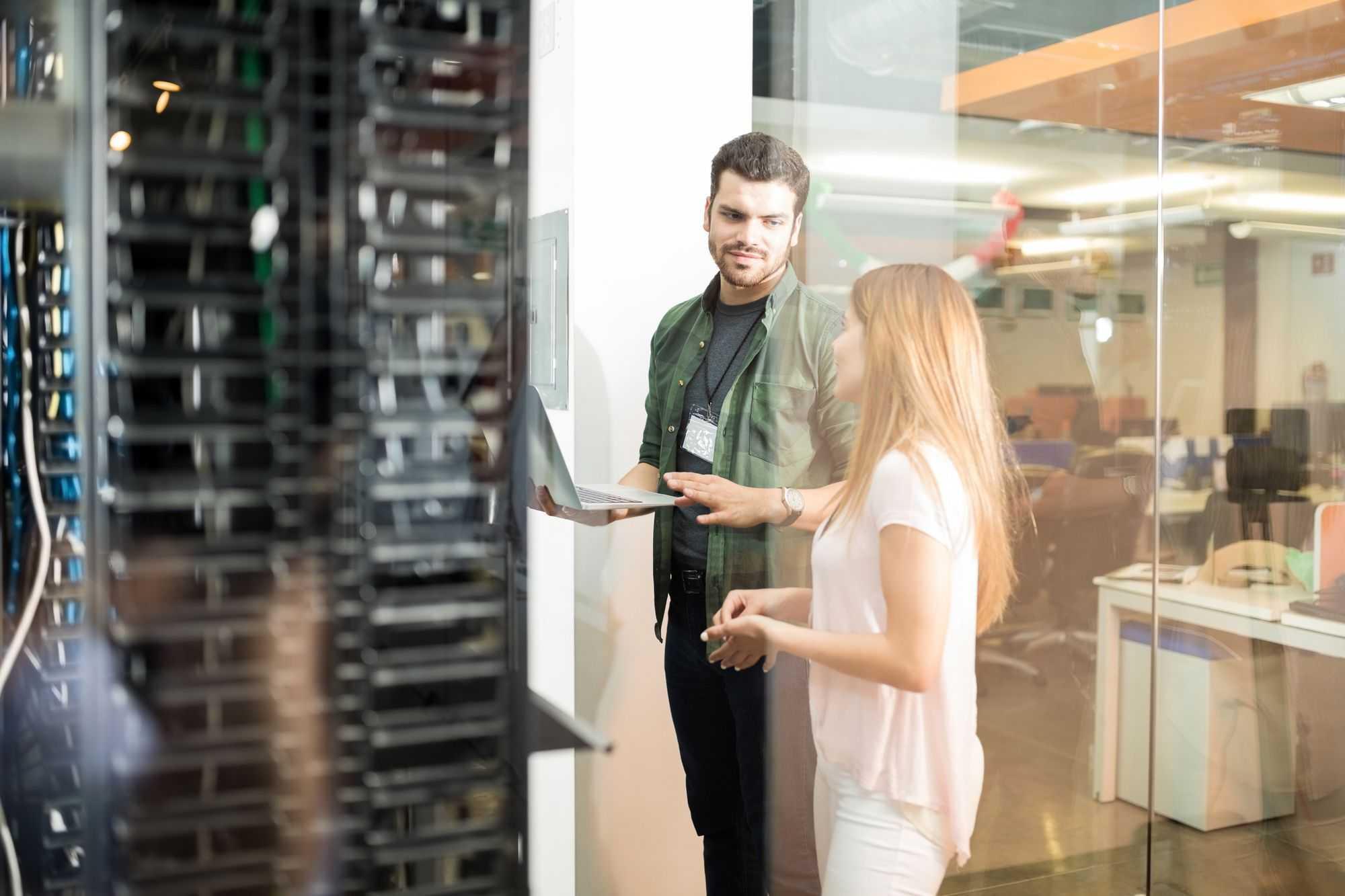 Descubra 5 benefícios de uma boa gestão de infraestrutura de TI