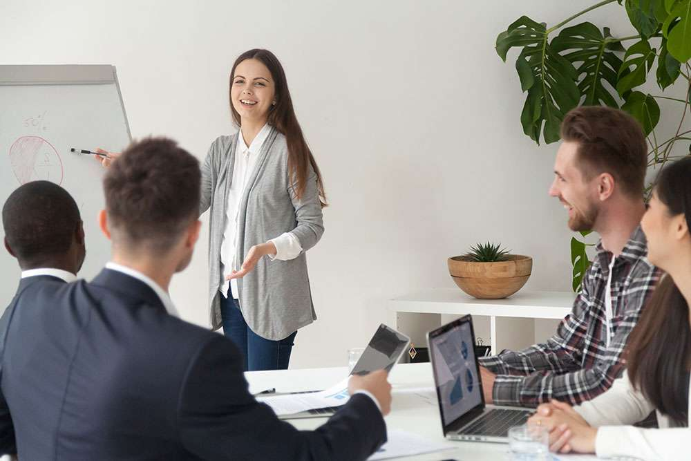 Como fazer uma boa gestão de equipe de vendas - Ecotelecom