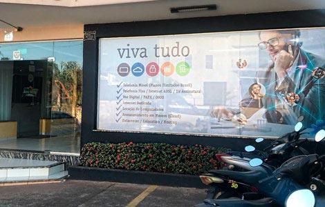 Vivo Empresas: Ecotelecom Campo Grande