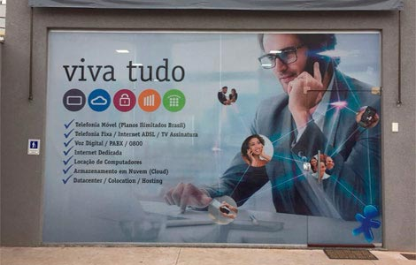 Vivo Empresas: Ecotelecom Rio Verde