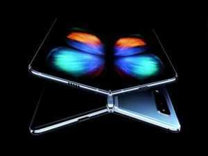 Samsung lança o Galaxy Fold – O primeiro smartphone dobrável
