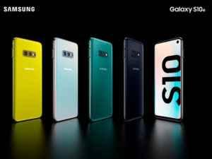 Saiba tudo sobre o novo Galaxy S10 da Samsung