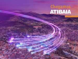 Vivo Internet Fibra para Empresas em Atibaia