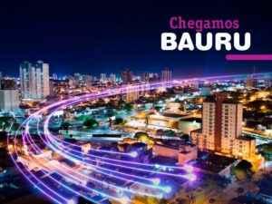 Vivo Internet Fibra em Bauru