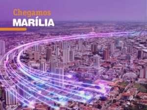 Vivo Internet Fibra em Marília